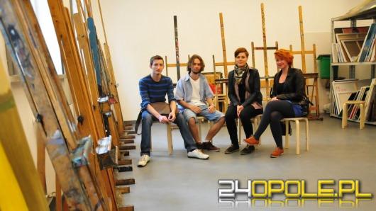 Nowa siedziba Instytutu Sztuki UO oficjalnie otwarta
