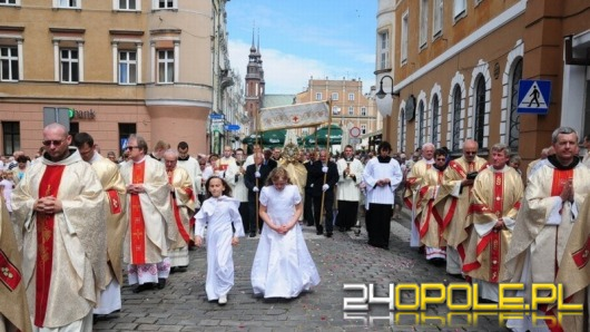 Badanie religijności Polaków. Diecezja opolska w czołówce.