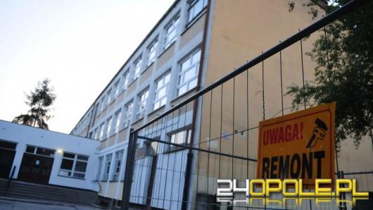 Trwają wakacyjne remonty w opolskich szkołach