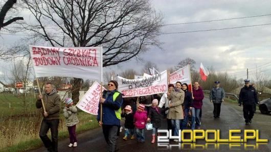 Mieszkańcy Konradowej protestami wywalczyli przebudowę drogi