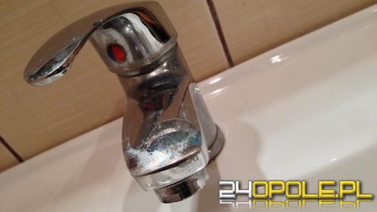 Awaria wodociągów, część mieszkańców Opola nie ma wody