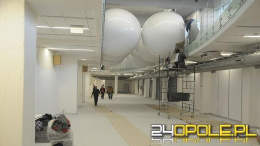 Kończą się prace budowlane w Muzeum Polskiej Piosenki