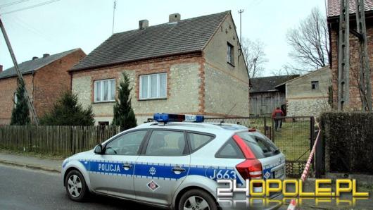 Wybuch gazu w Rudnikach, zginął 58-latek