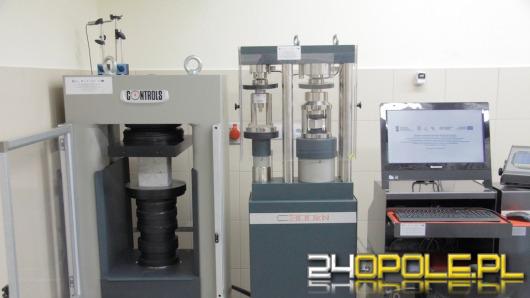 Otwarto nowoczesne laboratorium. Skorzysta nauka i przemysł.