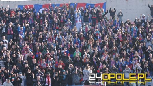 Kaliska policja nie chce wpuścić kibiców Odry na sobotni mecz