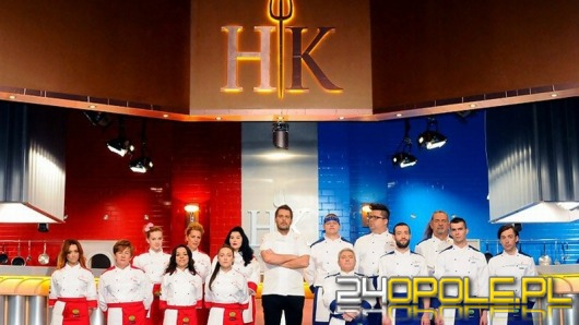 "Adam Czapski w programie ""Hell`s Kitchen"""