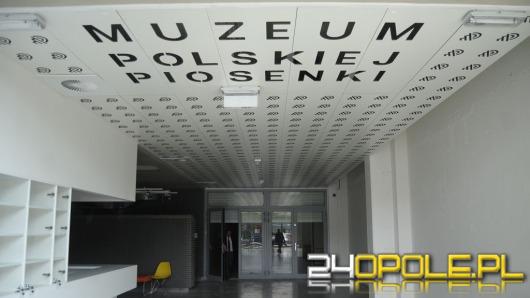 Wkrótce pierwsza wystawa w Muzeum Polskiej Piosenki