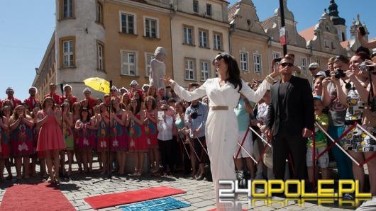 Rosiewicz i Steczkowska odsłonili swoje gwiazdy