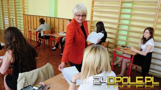 Wydział oświaty: Za maturzystów z Opola nie musimy się wstydzić