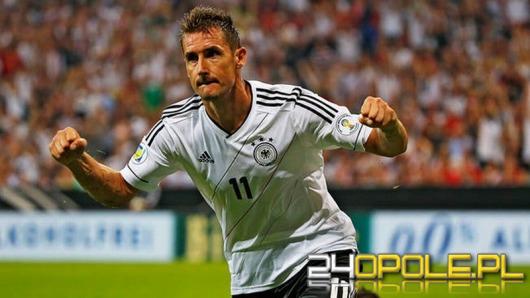 Miroslav Klose honorowym obywatelem Opola?