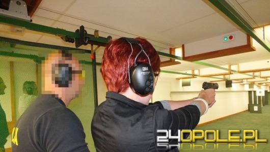 Opolscy dziennikarze rywalizowali na strzelnicy