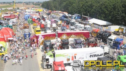 Ponad 400 ciężarówek na Master Truck 2014. Zobacz relację wideo!