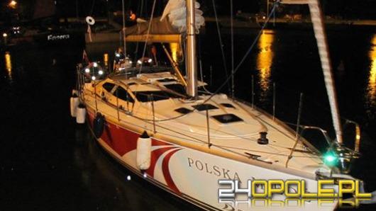 Żeglarz z Prószkowa drugi na bałtyckich regatach samotników
