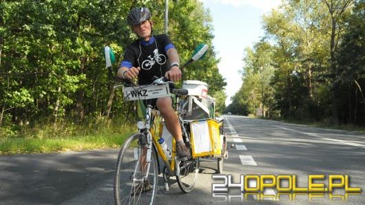 Odblaskowy Anioł dba o bezpieczeństwo pieszych i rowerzystów