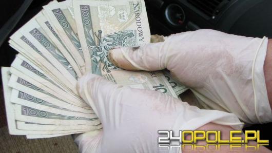 20-letni fałszerz w rękach policji. Podrabiał 100-złotowe banknoty.
