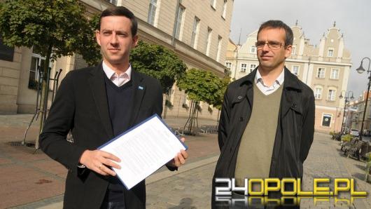 Marcin Ociepa chce pojednać rowerzystów, kierowców i pieszych