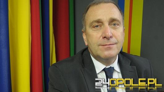 Schetyna: Jarmuziewicz jest uzależniony od Opola