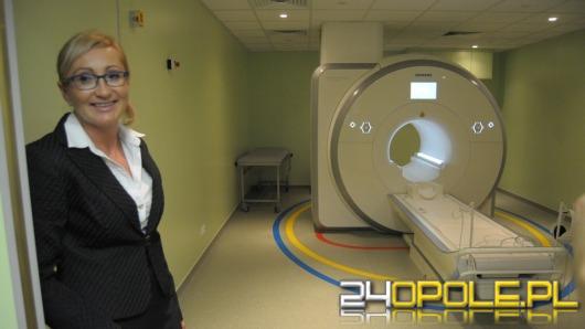 Nowy rezonans magnetyczny w Opolskim Centrum Onkologii