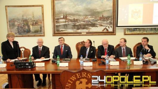 O Mołdawii na Uniwersytecie Opolskim