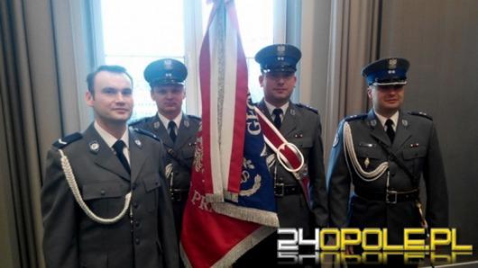 Policjant z Kędzierzyna-Koźla nagrodzony za odwagę