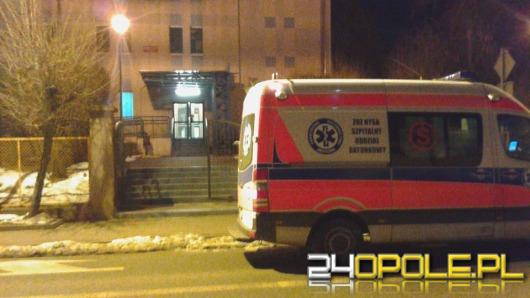 Policjant zastrzelił się na komisariacie w Głuchołazach