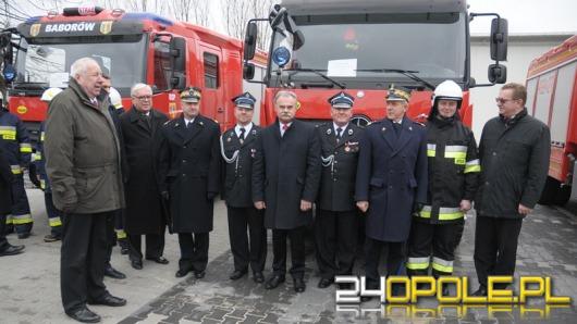 Opolscy strażacy podsumowali miniony rok