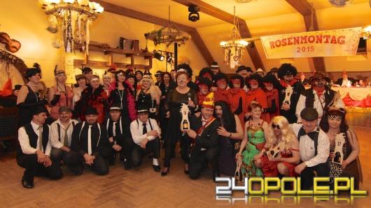 Rosenmontag - ostatkowa impreza w Chrząszczycach