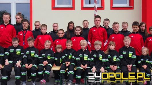 Młodzi strażacy z Opolszczyzny najlepsi w kraju