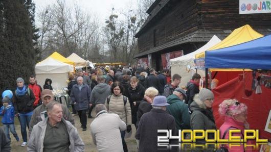 Tłumy na 40. Jarmarku Wielkanocnym w Bierkowicach