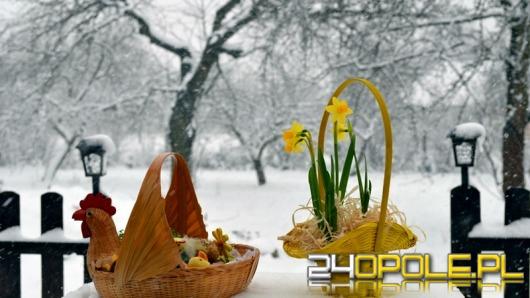 Czekają nas święta Wielkiej Nocy w śniegu?