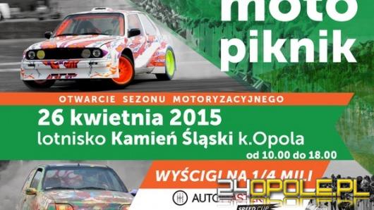W niedzielę Moto Piknik w Kamieniu Śląskim