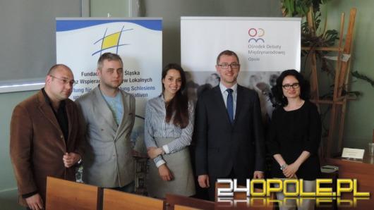 O współpracy wyszehradzkiej w Opolu