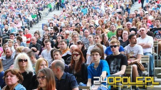 Klimatyczna Ania Dąbrowska i żywiołowe Lady Pank w opolskim amfiteatrze