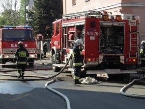 W Korfantowie ewakuowano 60 osób po uszkodzeniu rurociągu gazowego