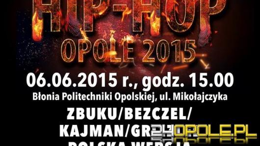 Gwiazdy hip-hopu i rocka zagrają w ten weekend w Opolu!