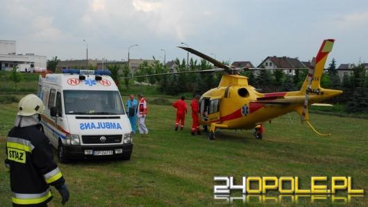 Opolszczyzna dostała helikopter ratowniczy!