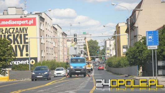 Kolejne ograniczenia na moście na ul. Niemodlińskiej
