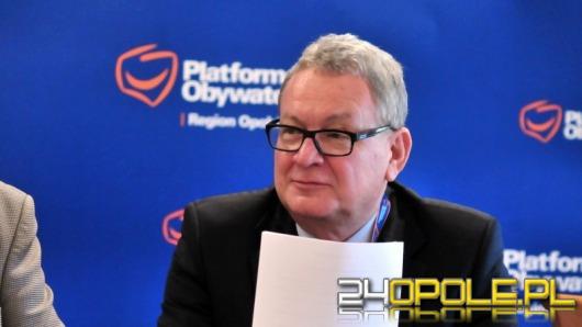 Platforma Obywatelska przedstawia listy wyborcze