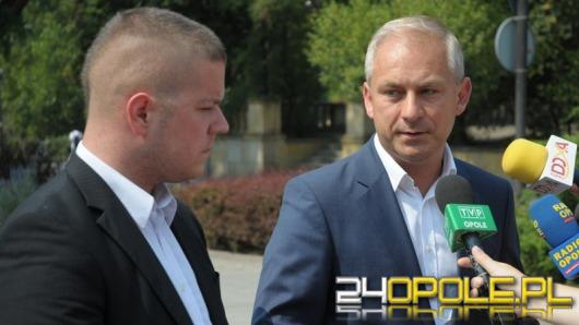 Grzegorz Napieralski spotkał się z pracownikami ECO
