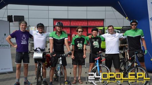 Przejechali rowerami całą Polskę dla chorych dzieci