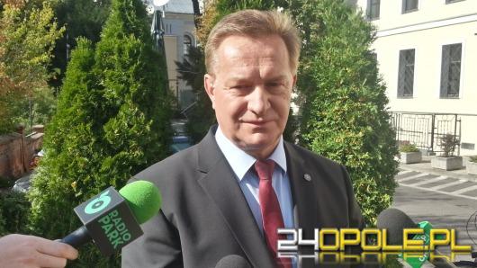 Opolski wojewoda startuje do Sejmu z list PO