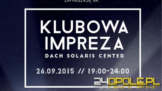 Zgarnij wejściówki na imprezę na dachu Solaris Center //WYNIKI