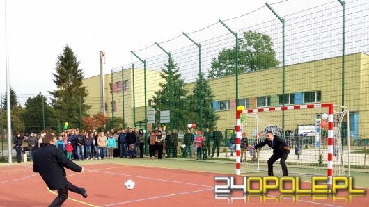 W Jełowej otworzono kompleks sportowy
