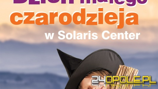 Dzień Małego Czarodzieja w Solaris Center!