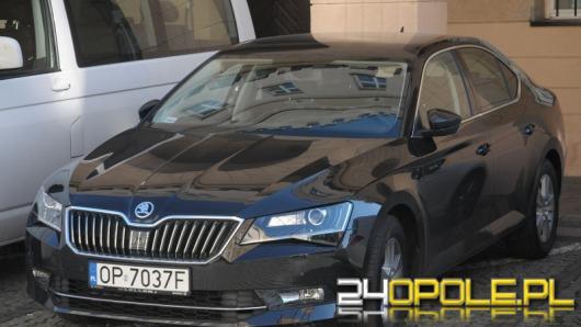 Ratusz wymienił stary samochód prezydenta na nową skodę