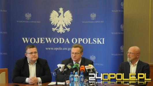 Wojewoda Ryszard Wilczyński żegna się z Urzędem Wojewódzkim