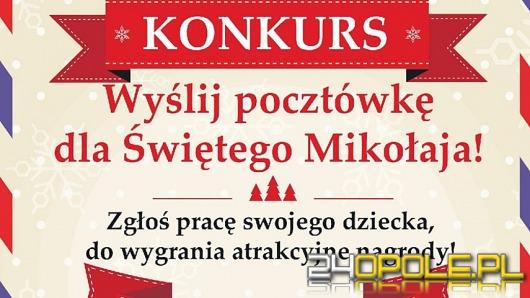 Wyślij pocztówkę dla Świętego Mikołaja z domEXPO Opole!