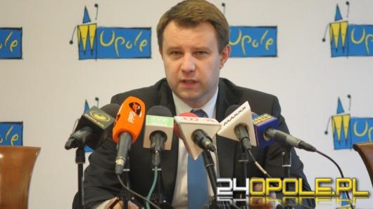 Arkadiusz Wiśniewski nie jest już przewodniczącym Aglomeracji Opolskiej?