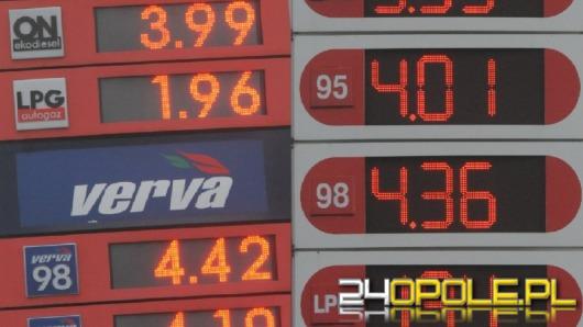 Paliwa najtańsze od kilku lat. Możliwe kolejne obniżki cen.