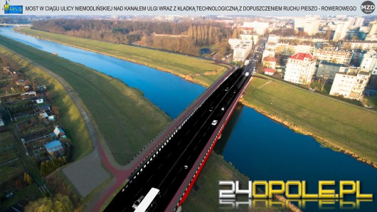 15 firm chce zbudować most na ul. Niemodlińskiej